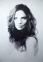 Portrait Study by pnmunoz