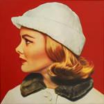 Untitled (Vintage) (25 x 25cm)
