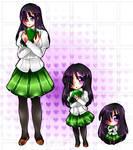 Hanako (Katawa Shoujo)