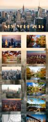 NEW YORK - 2015 CALENDAR by NEOkeitaro