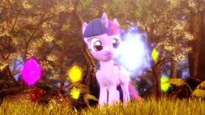 A Magical Discovery by BackMaker