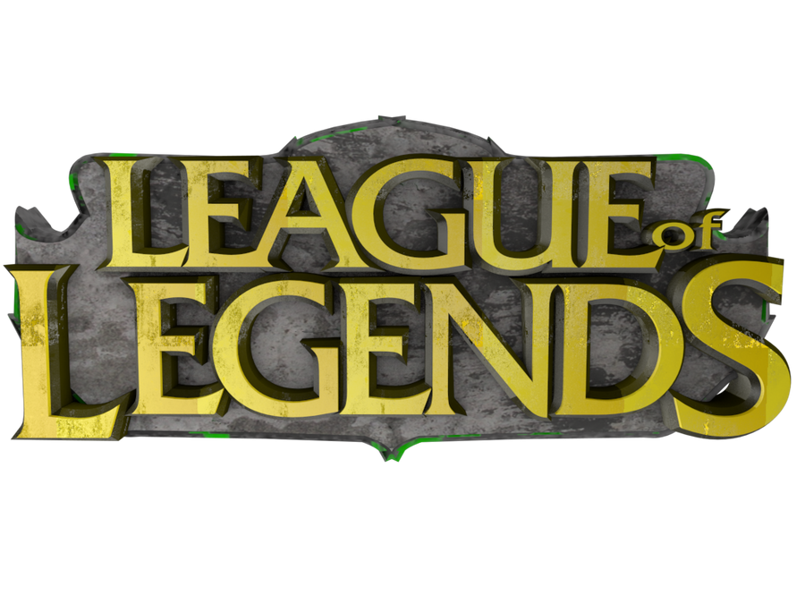 League of Legends Logo Remake by IISP33DII on DeviantArt