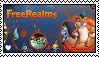 FreeRealms Love Stamp