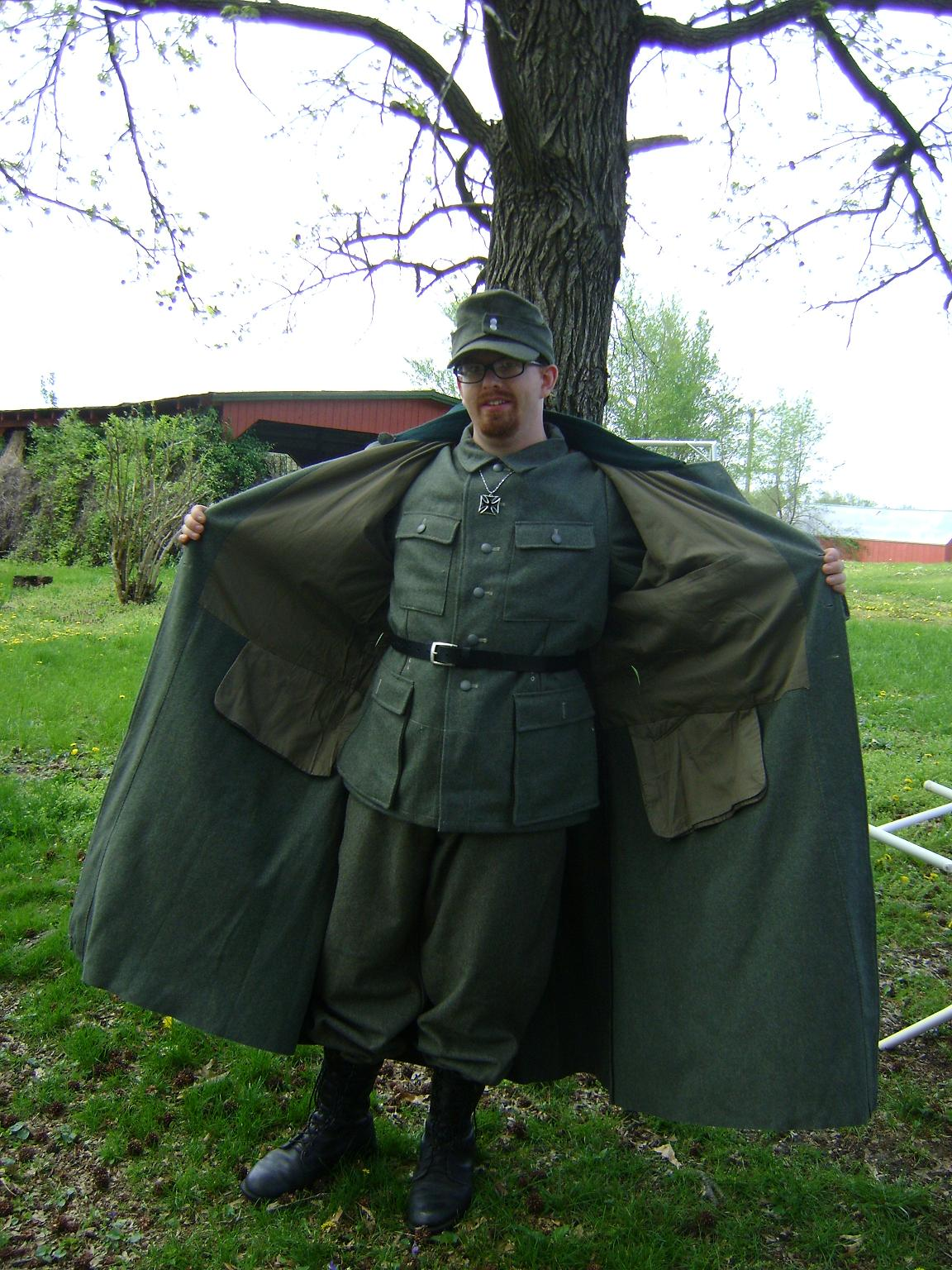 Army uniforms 2013