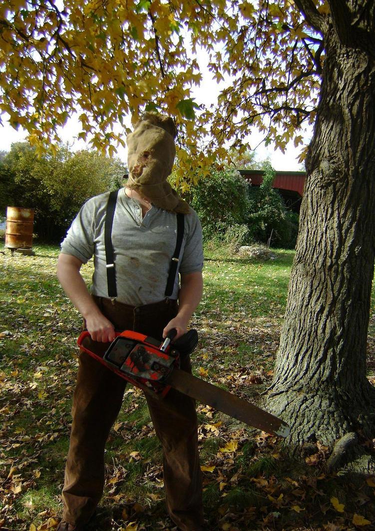 Resident Evil 4 Chainsaw Guy Dr. Salvador Resident ...