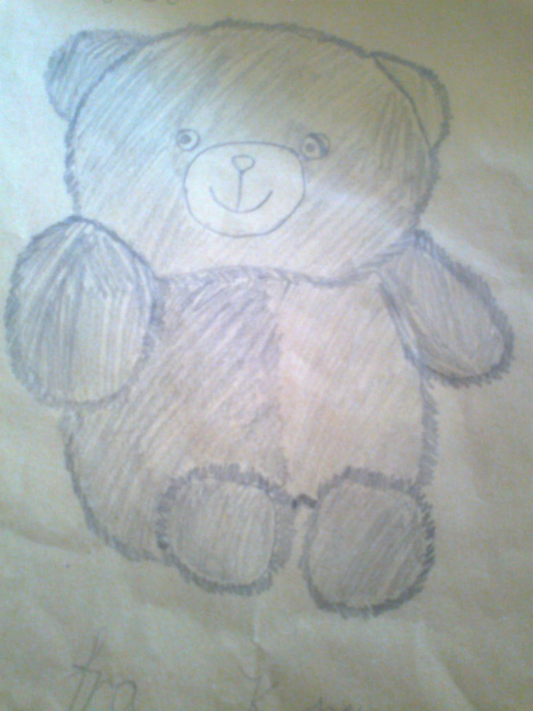 Cute bear drawings tumblr - photo#23