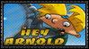 Stamp- Hey Arnold Movie by reggiewolfpro