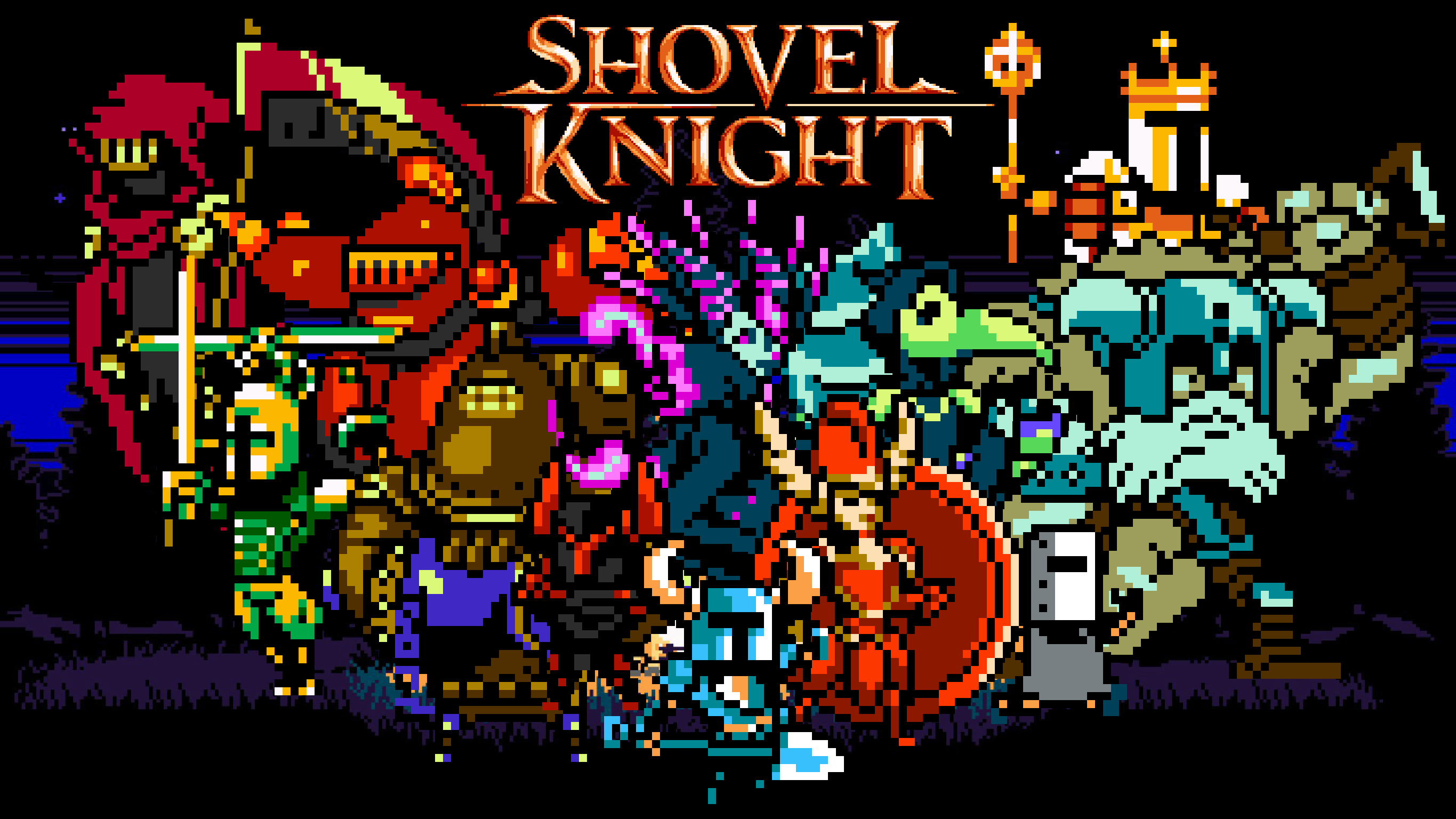 Shovel Knight Sprites By Game34rules On DeviantArt