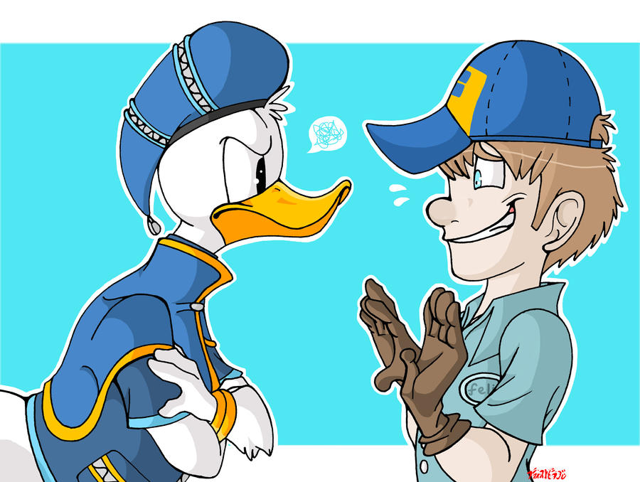 So I Heard You Dislike Ducks? by Artistdragon