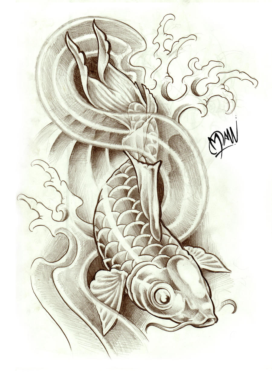 KoyFish01 by ManuManuTattoo