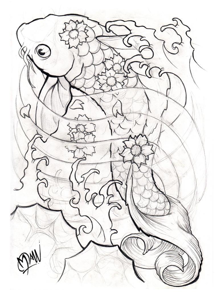 KoyFish02 by ManuManuTattoo