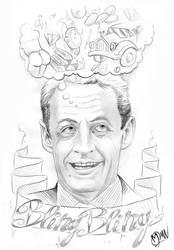 Nicolas Sarkozy BlingBling