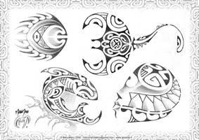 Polynesian Strength Tattoo by PatrickSchappe-Art on DeviantArt