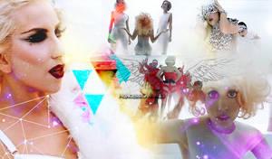 Lady Gaga Bad Romance Wallpaper