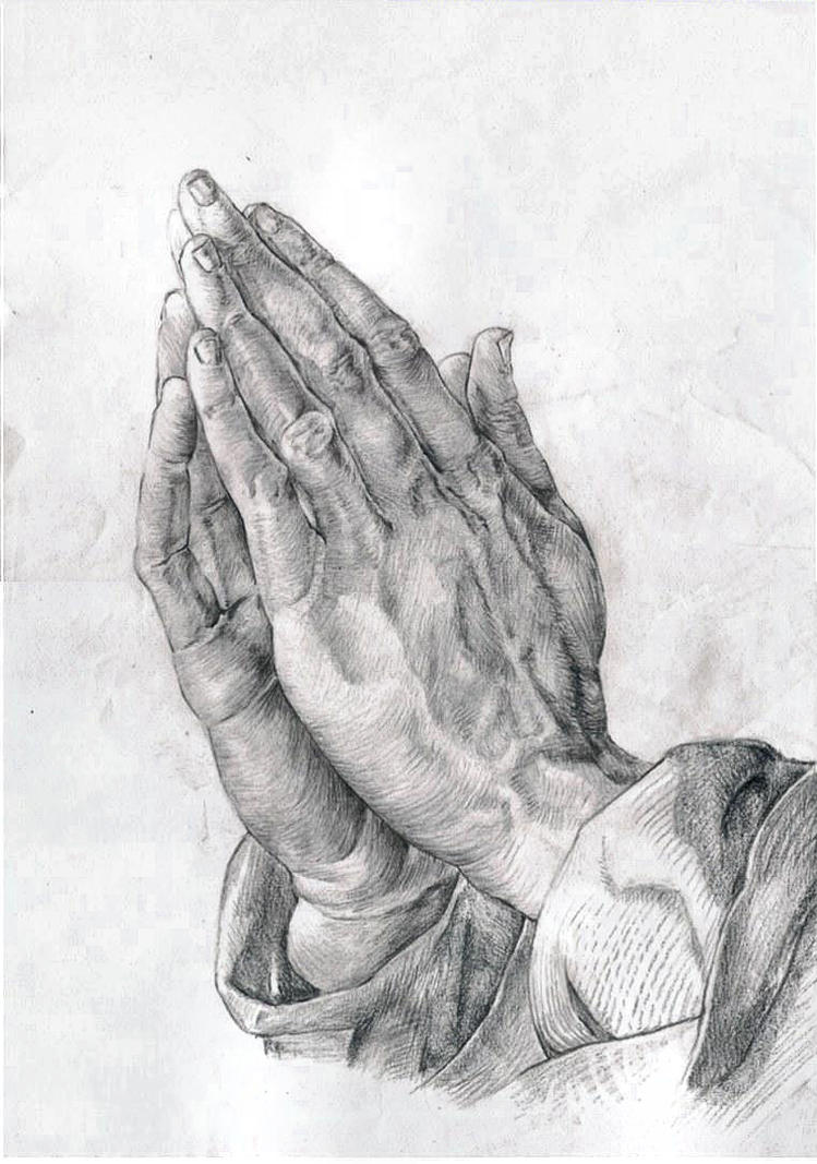 Praying Hands Tattoo Design Picture 1