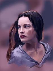 Arwen by iherrero20