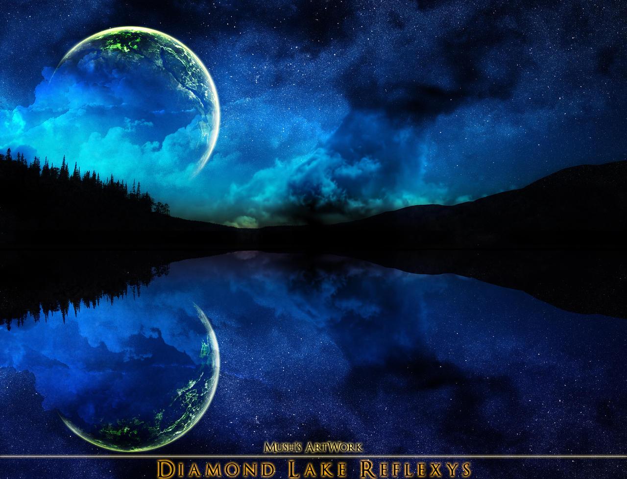Diamond Lake Reflexys by MushFX