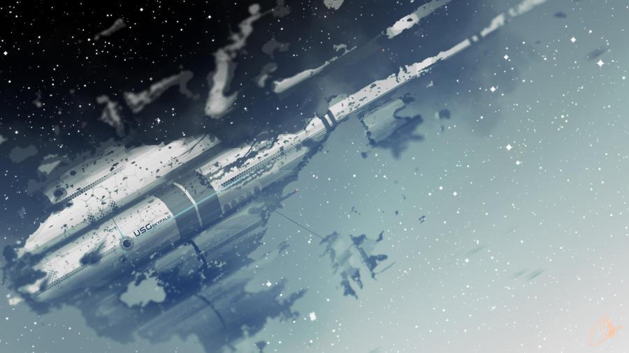 USG Skyfall - Spex84 Tutorial by MushFX