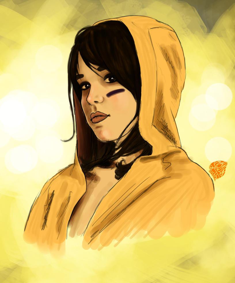 Ellen Page by MushFX