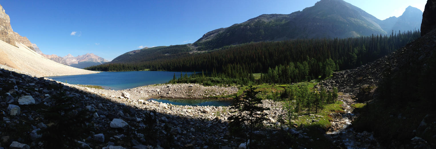 Banff National Park, AB by MushFX