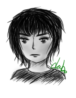 Unnamed Androgynous Face (02/14/17) by AWildDaniAppeared
