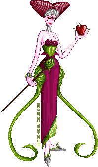 Juno von Erthal Character by mochichan
