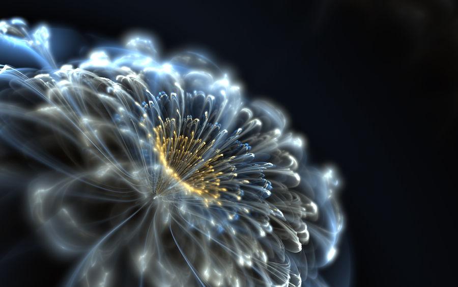 Cristal flower