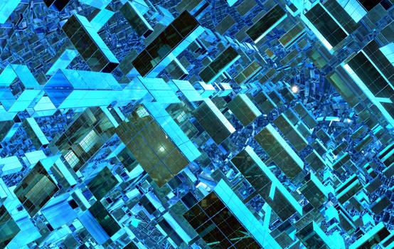 Mirrors boulevard by hmn