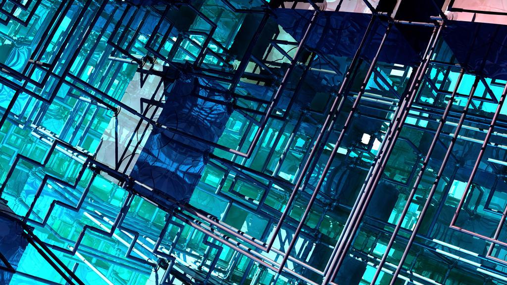 Blue perception by hmn