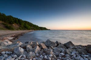 Lake Erie Sunset by 4everN3rdy