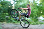 Vlad Sarbu - Trick : Wheelie 3