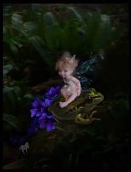 Little Fae by blackthornart