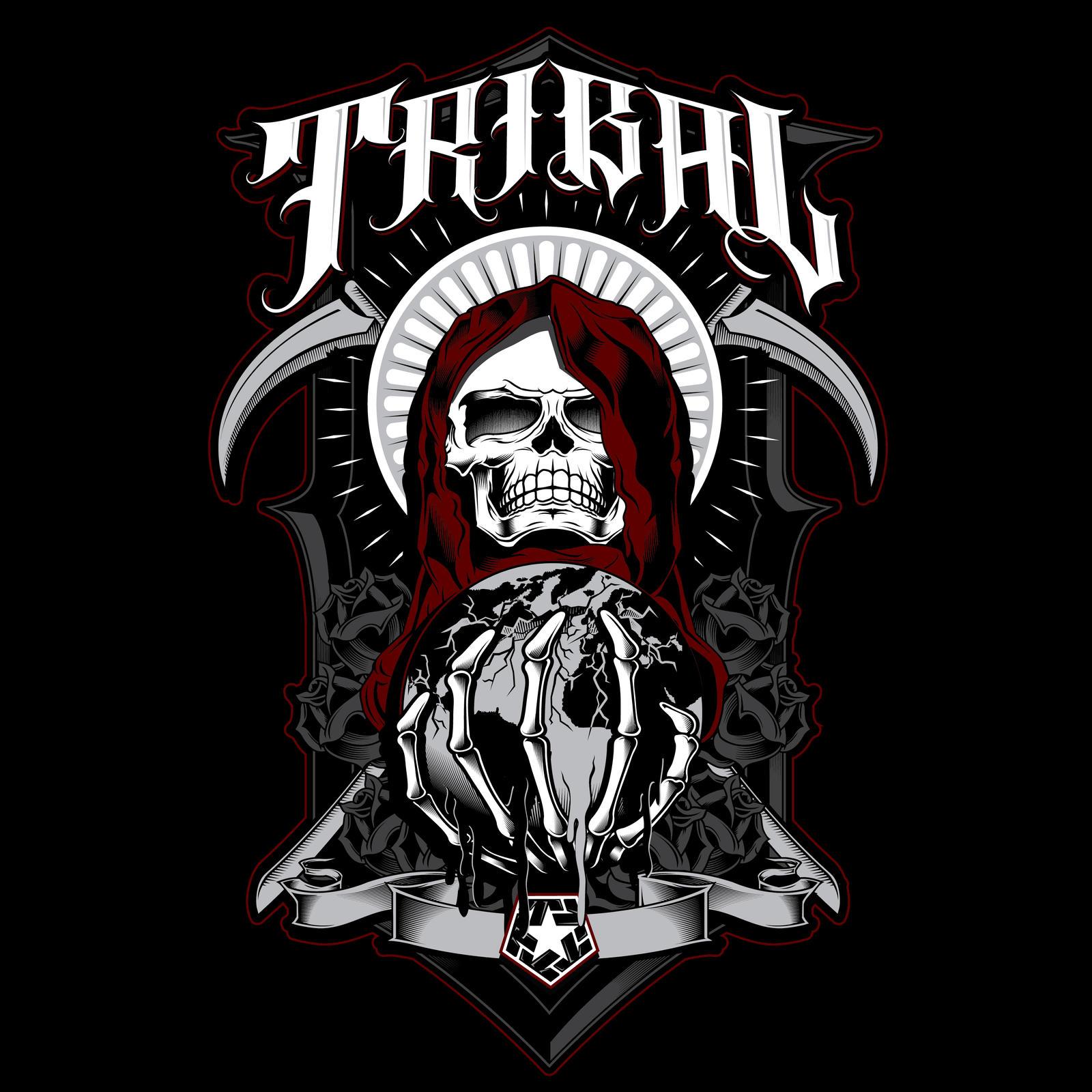 tribal gear santo de muerto by elaykidd on deviantart