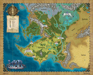 World Map by Belibr