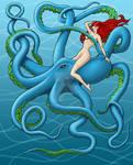Octopus Pinup