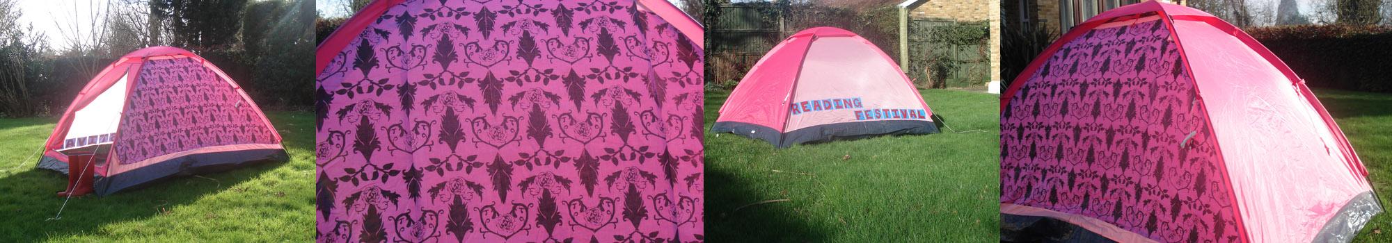 Tent by FeeBag