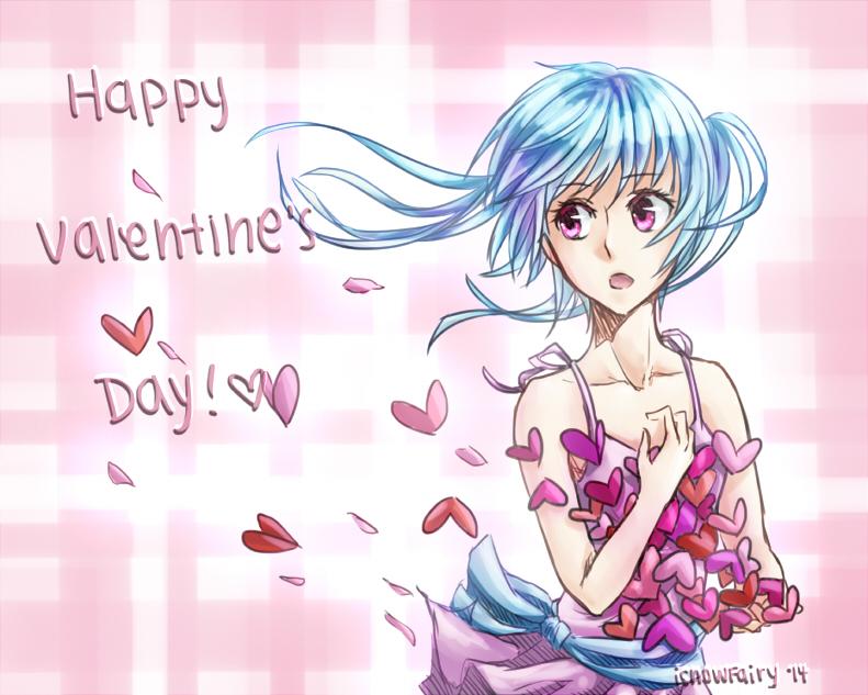 Happy Valentine's Day by iSnowFairy