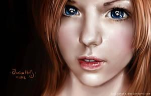 Girl (4) by Junica-Hots