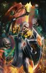 Crusader, Diablo III