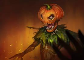 happy halloween by Junica-Hots