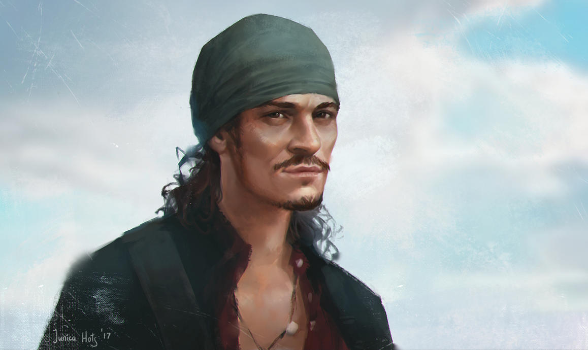 Will Turner by Junica-Hots