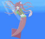 Mon-Ika the squid mermaid (Mermay #9) by sharkboy17