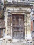 Stock Old Door