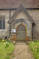 12th Century Church Stock 12 by Sheiabah-Stock