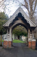 Church Gate Stock by Sheiabah-Stock