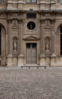 French Door Stock by Sheiabah-Stock