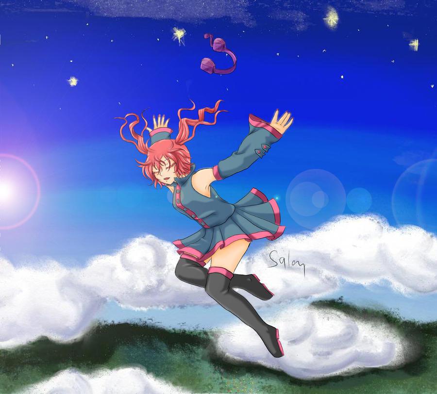 Falling I fly by MagikSalem
