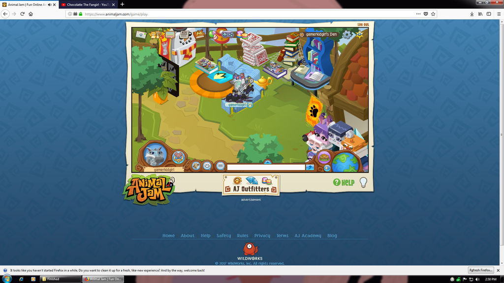 Join meh in animal jam boi by XXXChocoo on DeviantArt