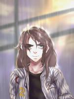 A Rain Day by kanashiisei