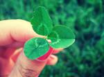 little clover. by ryussei23